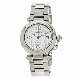 CARTIER Stainless Steel/Stainless Steel Pasha C Watch