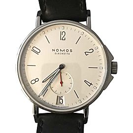 Nomos Glashutte Ahoi Datum 551 40.3mm Mens Watch