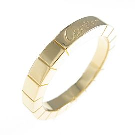 Cartier 18K Yellow Gold Lanieres ring TkM-251