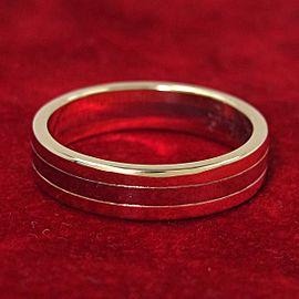 Cartier Three Gold Wedding Ring