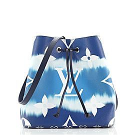 Louis Vuitton NeoNoe Handbag Limited Edition Escale Monogram Giant MM