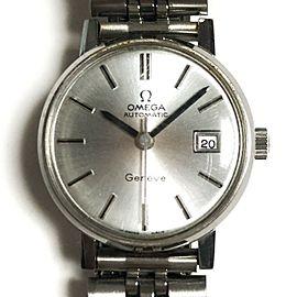 OMEGA Silver Womens Wrist Watch