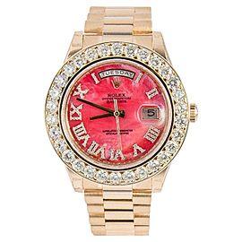 Rolex Day Date 18038 Vintage 26mm Womens Watch