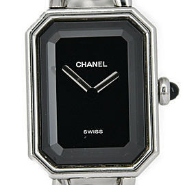 CHANEL Stainless Steel Premiere Watch