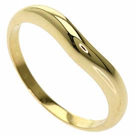 BVLGARI 18k Yellow Gold Corona Ring