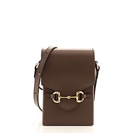 Gucci 1955 Horsebit Crossbody Bag Leather Mini