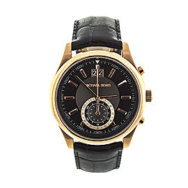 Michael Kors MK8460 Rose Gold Plated Mens Watch