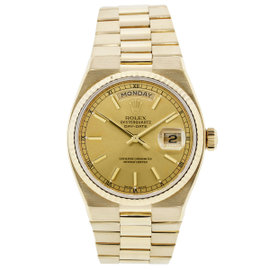 Rolex Day Date 19018 36mm Unisex Watch