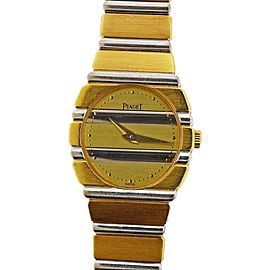 Piaget Polo Gold Two-Tone Watch 861 C 701