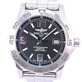 BREITLING Stainless Steel Colt 44 Watch
