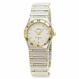 OMEGA 1262.3 Constellation Stainless Steel/SSx18K Yellow Gold Watch TNN-2059