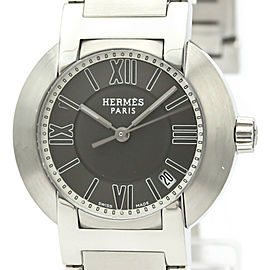HERMES stainless Steel Nomade Watch HK-2041