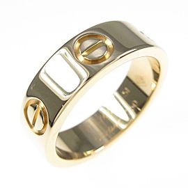 Cartier 18K Yellow Gold Love ring TkM-97