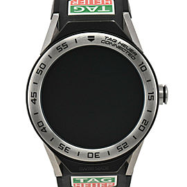 TAG HEUER Connected modular 45 SBF8A8014 black Dial Quartz Men's Watch