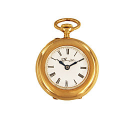Tiffany & Co. Vintage 27mm Unisex Pocket Watch