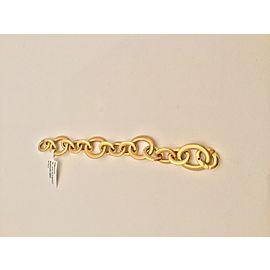 Roberto Coin 18K Yellow Gold Circle Bracelet