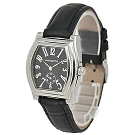 HAMILTON Dadson mini 051120 Quartz SS/Leather Ladies Watch