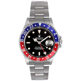 Rolex GMT-Master II 16700 40mm Mens Watch