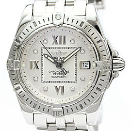 BREITLING Cockpit Lady Diamond Quartz Ladies Watch A71356