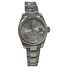 Rolex Datejust 179160SRO 26mm Womens Watch