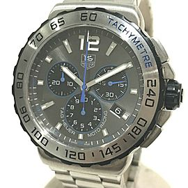 TAG HEUER CAU1119 Formula 1 Stainless Steel Tachymeter Chronograph Wrist watch RSH-1141