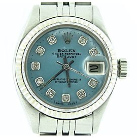 Rolex Datejust 6917 26mm Vintage Womens Watch
