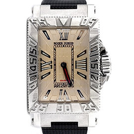 Roger Dubuis Aqua Mare Stainless Steel Mens Watch