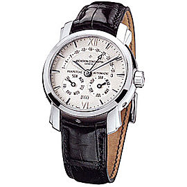"Vacheron & Constantin ""Malte 31 Day Retrograde Perpetual Calendar"" Platinum Watch"
