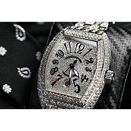 Franck Muller Conquistador 8005 SC 56mm Mens Watch