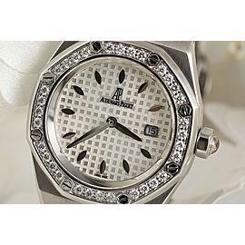 Audemars Piguet Royal Oak 67621ST.ZZ.1230ST.01 33mm Womens Watch