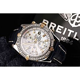 Breitling Crosswind B13355 43mm Mens Watch
