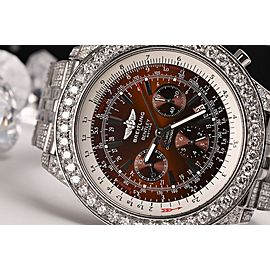 Breitling Bentley A25362 48mm Mens Watch