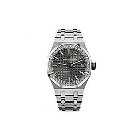 Audemars Piguet Royal Oak Self Winding 37mm Stainless Steel Watch 15451ST.ZZ.1256ST.02