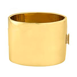 Original Yellow Gold Vezu Cuff