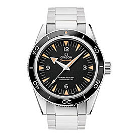 Omega Seamaster 300 23330412101001 Automatic Black Dial 41mm Mens Watch