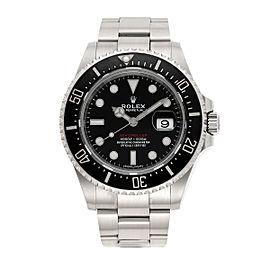 Rolex 50th Anniversary Sea-Dweller 126600 43mm Mens Watch