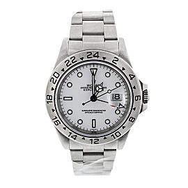 Rolex Explorer II White Dial 40 mm Watch