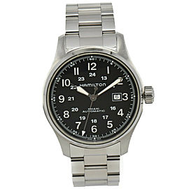 HAMILTON KHAKI FIELD AUTO H70625133 Automatic Men's Watch