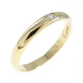 Cartier 18K Yellow Gold wedding ring TkM-211