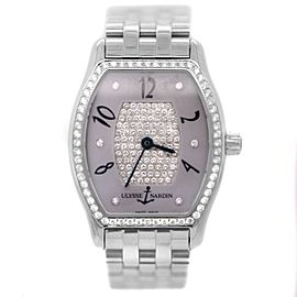 Ulysse Nadrin Michelangelo Lady Diamond Watch