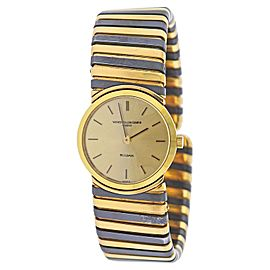 Vacheron Constantin Bulgari Gold Watch Bracelet
