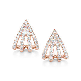 Sarah Leah 14k Rose Gold Earrings
