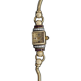 Tiffany & Co. Vintage 33mm Womens Watch