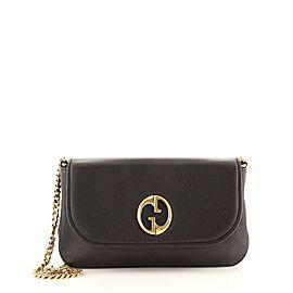 Gucci 1973 Chain Shoulder Bag Leather Medium
