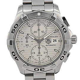 TAG HEUER Aquarace CAP2111.BA0833 Chronograph Automatic Men's Watch