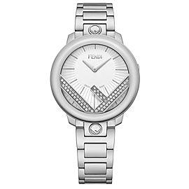 Fendi Runway Diamond Watch, 36mm F11034000C0