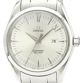 OMEGA Seamaster Aqua Terra Steel Quartz Mens Watch