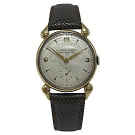 Ulysse Nardin 3352 Vintage 30mm Mens Watch