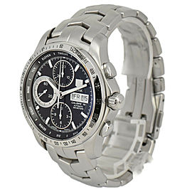 TAG Heuer Link CJF211A.BA0594 Day&Date Chronograph Automatic Men's Watch #HK-314