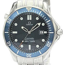 Polished OMEGA Seamaster Professional 300M Quartz Mens Watch 2541.80
